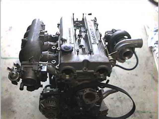 Mazda FE3 motor
